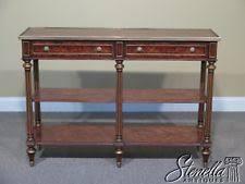 theodore alexander console table theodore alexander furniture ebay