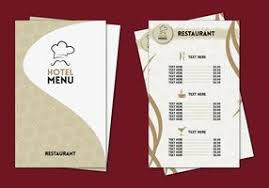 restaurant menu design 2409 free downloads