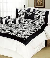 Black Goose Down Comforter Bedroom Dark Comforters Black And White Bedding Ensembles