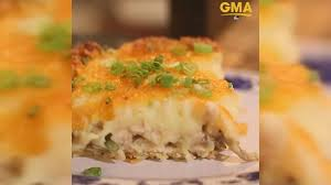 turn your thanksgiving leftovers into a delicious pie abc news