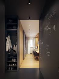 apartment entryway ideas a modern scandinavian inspired apartment with ingenius features