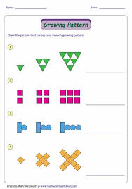 grade 2 math patterns worksheets best 25 math patterns ideas on