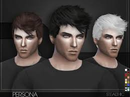 sims 4 blvcklifesimz hair 50 best sims 4 adult male hair images on pinterest men hair male