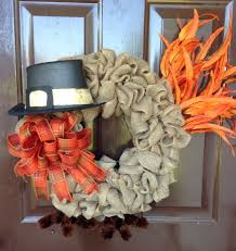 25 unique turkey wreath ideas on door wreaths