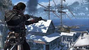 ubisoft announced the reissue of assassin s creed rogue for ps4 and