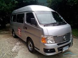 nissan urvan 2014 nissan urvan 2004 motors co th