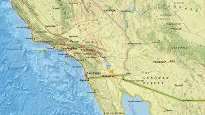 map of mexico and california swarm of 100 small earthquakes hits near california mexico border