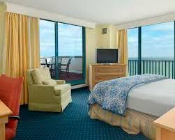 2 Bedroom Suite Daytona Beach Hilton Daytona Beach Resort Ocean Walk Village In Daytona Beach