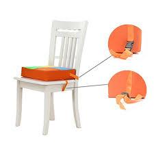 rialzi sedie per bambini cuscino da viaggio in tessuto oxford rialzo per sedia da sala da