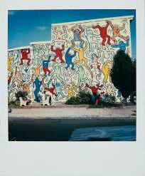 modern mural why this 30 year old keith haring mural was never meant to last