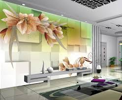 compare prices on modern floral wallpaper designs online shopping