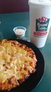 round table pizza yuma az love a pizza with sweet onion polynesian sauce yum yelp