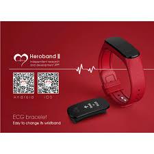 bracelet sleep images B9 ecg ppg healthy bracelet heart rate blood pressure sleep jpg