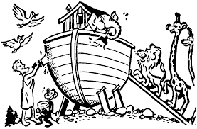 crafty design ideas noah and the ark coloring pages 14 activities