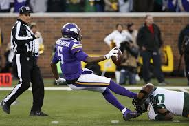 vikings struggle on big stage again in 30 13 loss to packers the