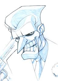 imagenes de jack napier jack napier by zatransis deviantart com sketches drawings