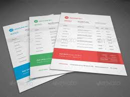 50 free invoice templates psd indd u0026 excel formats download