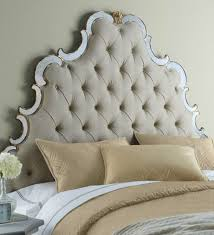 White Cushioned Headboard by 34 Gorgeous Tufted Headboard Design Ideas