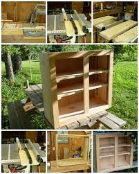 easy way to make own kitchen cabinets kitchen wall cabinet tutorials kitchens and craft