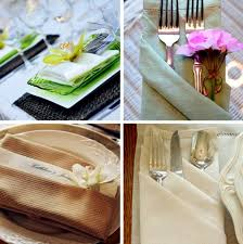 Decorative Napkin Folding Decorative Napkin Folding For Beginners Pdf Books With Free