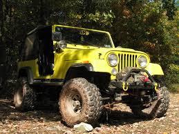 cj jeep yellow project jeep cj 7 specs u0026 mods offroaders com