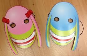 Masker Vir lollos on kyk hoe oulik gratis lollos of lettie masker