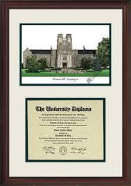 virginia tech diploma frame virginia tech hokies diploma frame 303476