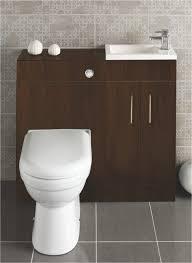 lomond walnut floorstanding vanity and wc unit