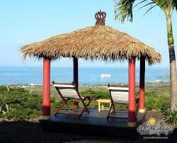 How To Build A Tiki Hut Roof Cali Bamboo Thatch 59ft X 30in Thatch Roll Cali Bamboo