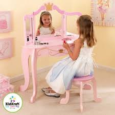 Childrens Vanity Tables Stylish And Modern Vanity Desk With Mirror