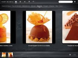 application recettes de cuisine alain ducasse adapte grand livre de cuisine à l igeneration