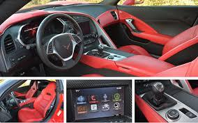 white corvette interior 2014 chevrolet corvette stingray review autoblog