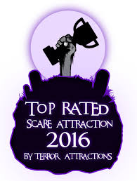 toprated top rated scare attractions of 2016