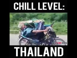 Level Meme - chill level thailand video meme youtube