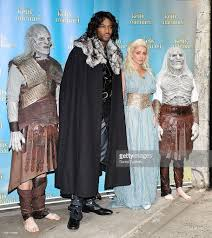 new york city halloween 2014 art moore michael strahan kelly ripa and michael gelman pose for a picture id458176556
