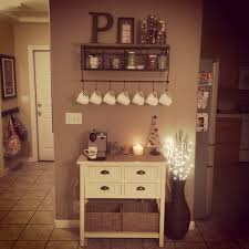 Coffee Nook Ideas by My Pinterest Inspired Coffee Bar My Love Of Coffee