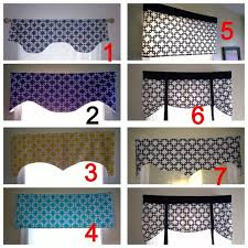 Modern Window Valance Styles Best 25 Modern Valances Ideas On Pinterest Tropical Window