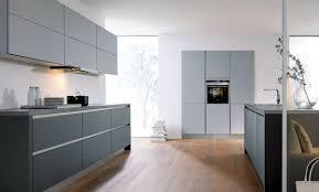 Kitchen Grey Contur 55 100 Stone Grey And Lava Black Matt Kitchen Markus