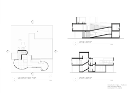 Villa Savoye Floor Plan by Evan Shen March 2012