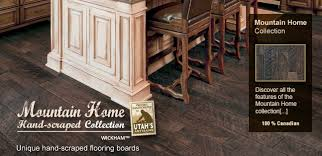 hardwood flooring wickham mountain home