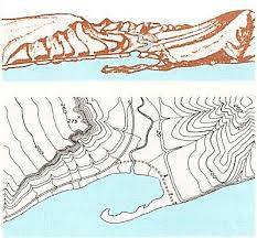how to read topographic maps topography how to read a geologic map