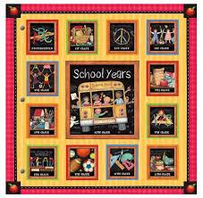 school memories album school years memory keeper illustrations by susan winget unknown