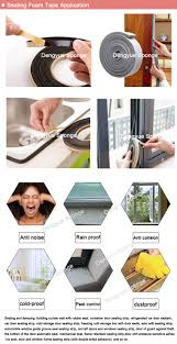 Shower Door Rubber Strip by 3mm Shower Door Bottom Rubber Seal Strip Adhesive Sealing Rubber