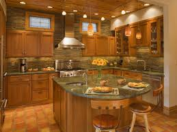 Golden Oak Kitchen Cabinets Kitchen Cabinets Kitchen Color Ideas With Oak Cabinets And