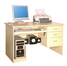 latest office computer table design with best 25 wood computer