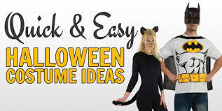 10 quick and easy halloween costume ideas halloween costumes blog