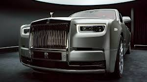 roll roll royce rolls royce reveals its 450 000 phantom viii la times