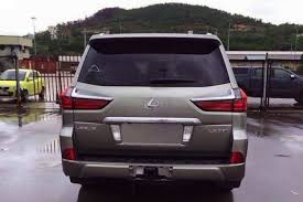 Lexus Lx Interior Pictures 2016 Lexus Lx Gets Evil Cheese Grater Face And A Sweet New Interior