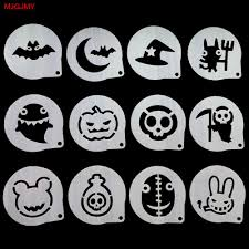 halloween silhouettes template online buy wholesale halloween stencils from china halloween