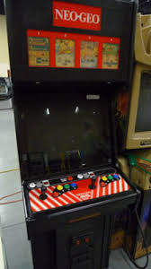 Neo Geo Arcade Cabinet Na Want To Buy A Neo Geo Arcade Cabinet